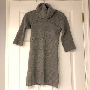 Banana Republic Wool Sweater Dress